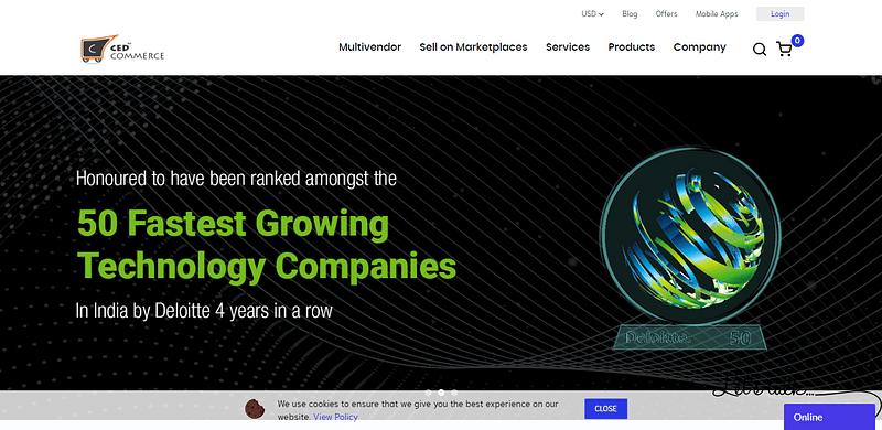 Multi-vendor marketplace platform