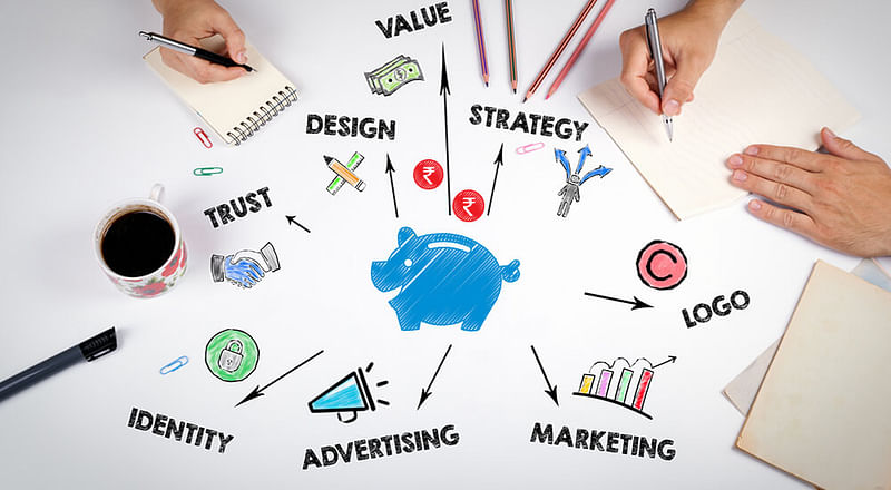 Caption: Branding for business - Pic Credits: Google