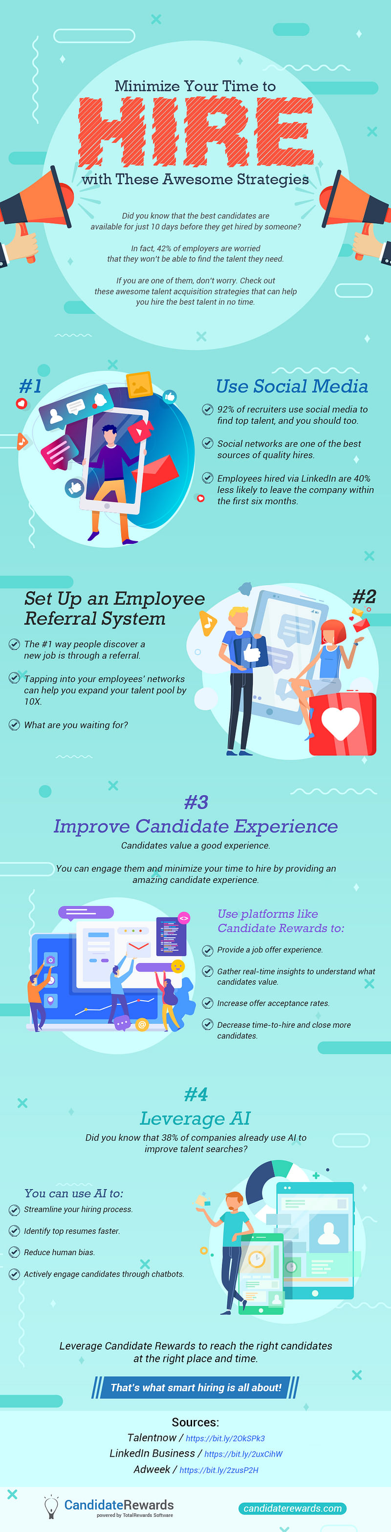 Minimize Your Time to Hire