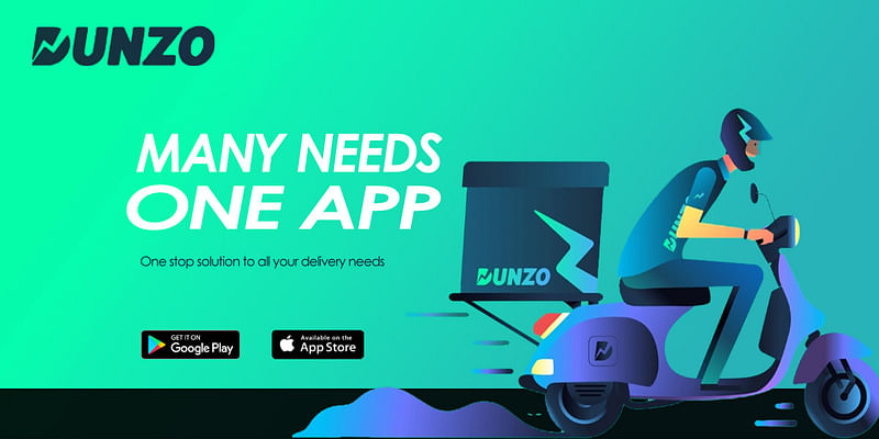 Food Delivery App Dunzo