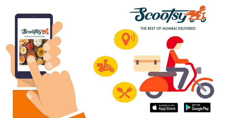 Food Ordering App Scootsy