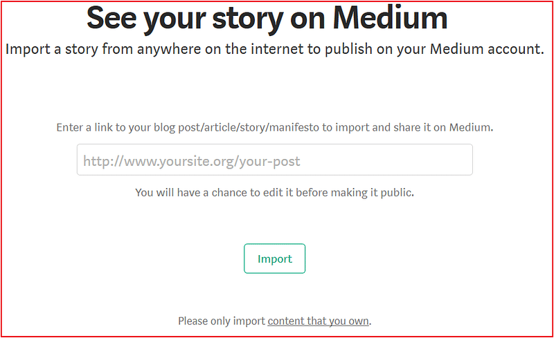Medium-link-building