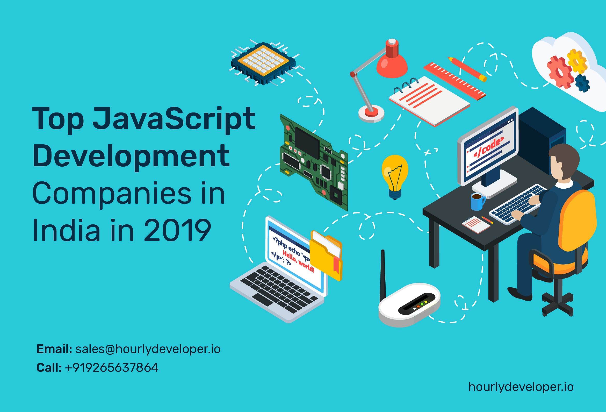 Top Javascript Development Companies In India In 2019