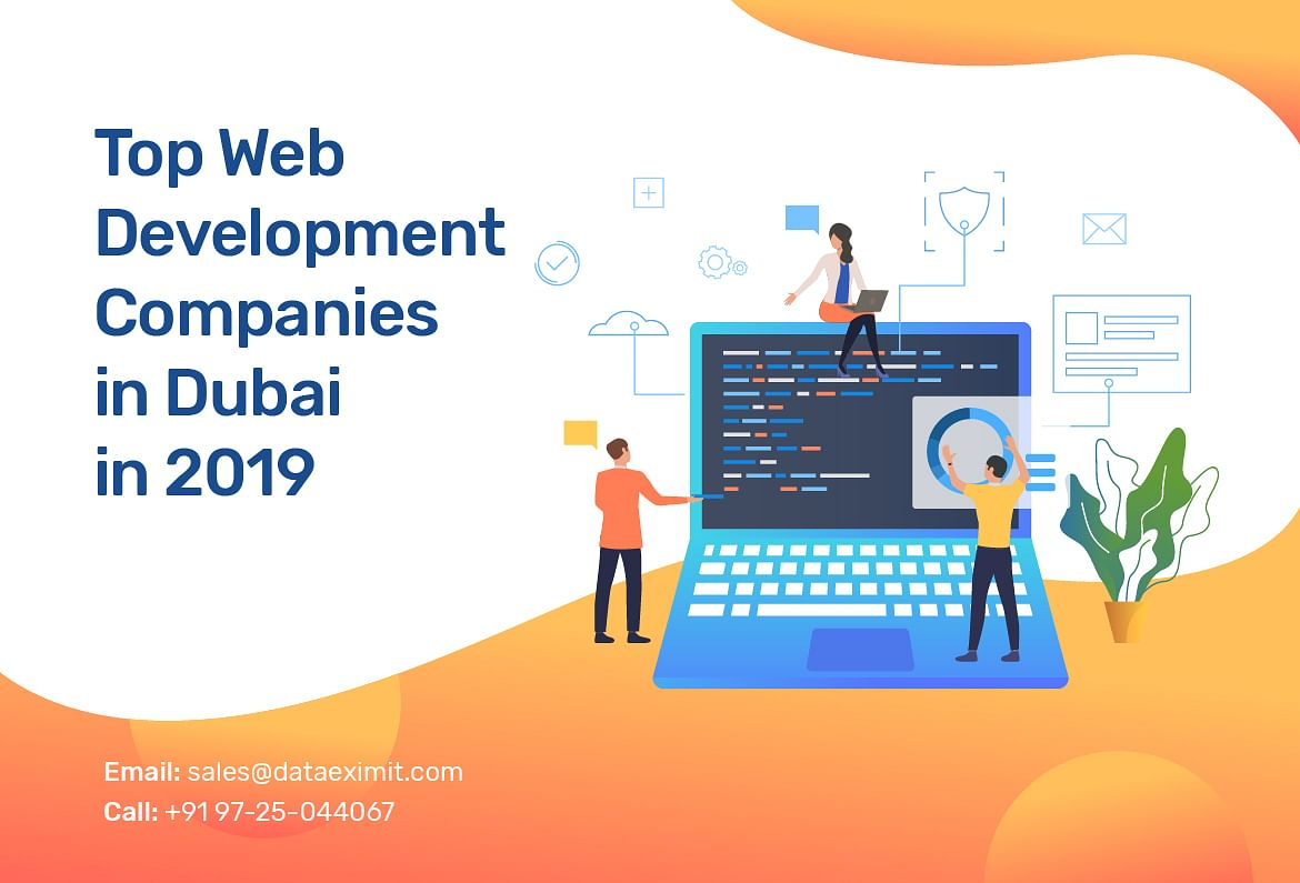 Top Web Development Companies In Dubai In 2019