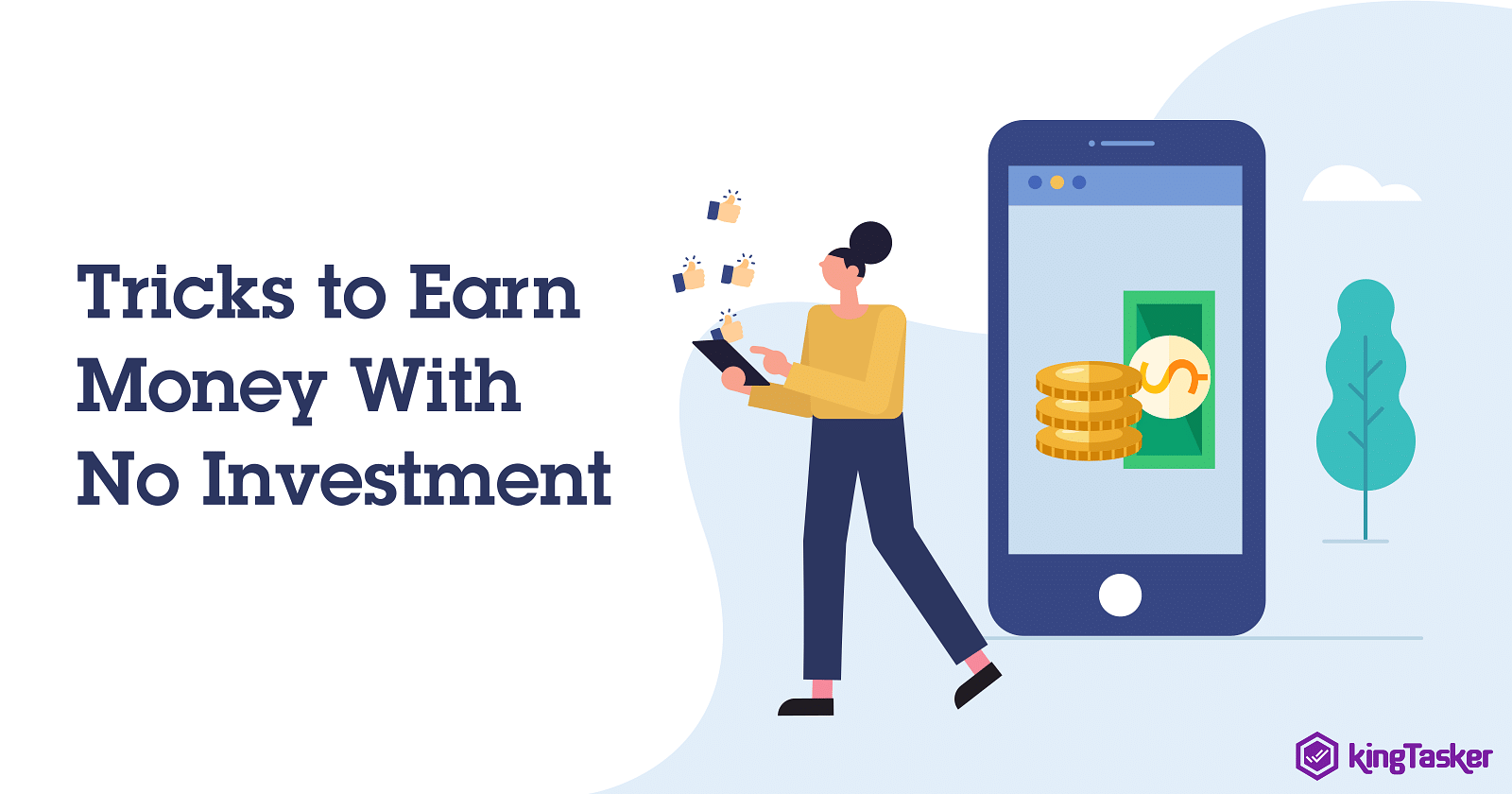 Earn Smartly Using the Best Online Money Earning App
