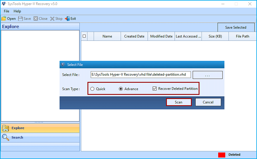 Known Simple Way to Recover Corrupted Data From VHD/VHDX