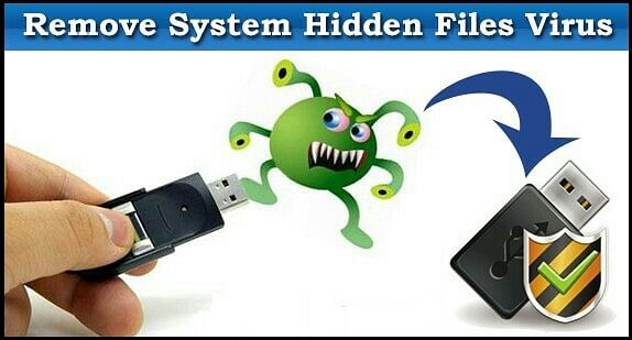 How to Remove Virus From Pen Drive Without Losing Data – Fix