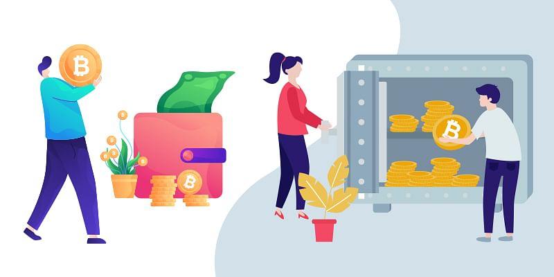 cryptocurrency vault vs wallet