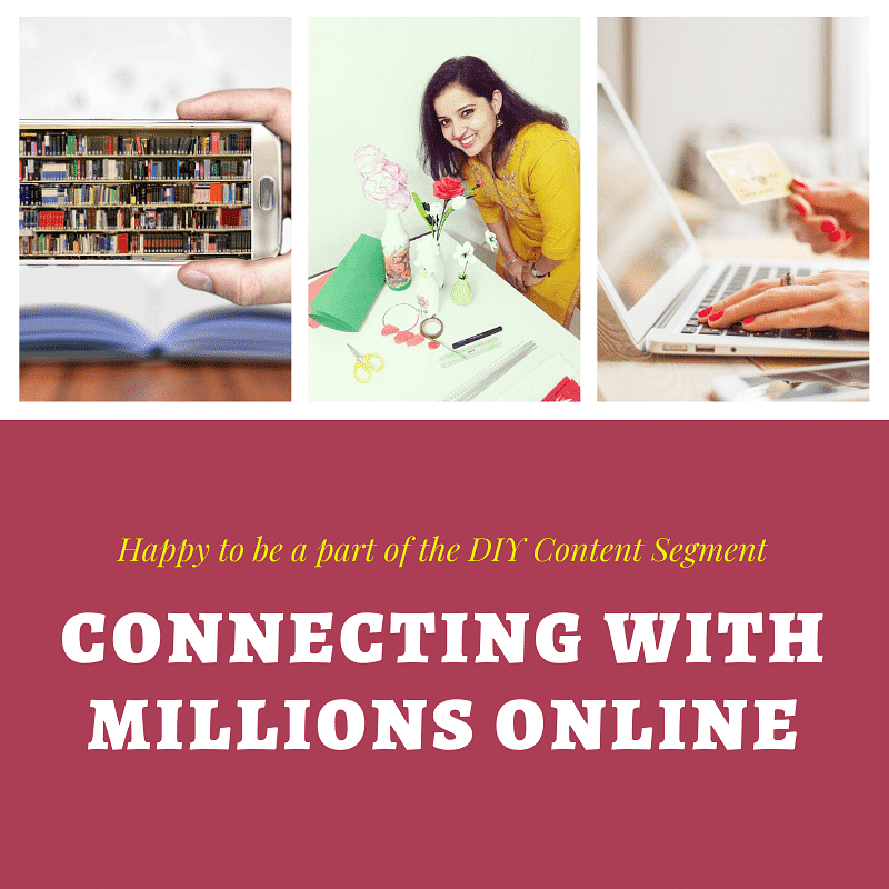 Remote working helps me connect with millions online