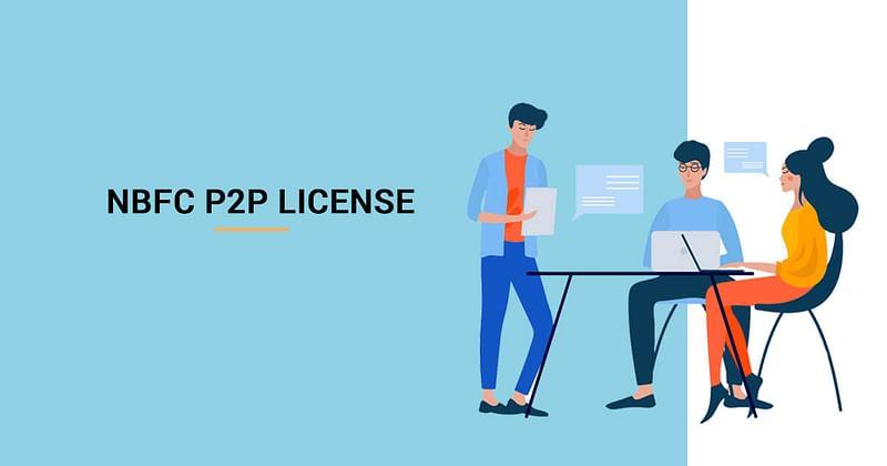 NBFC P2P License