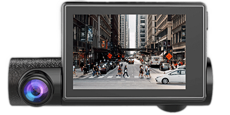 Our latest SC02 dual full HD lens dash camera