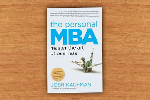 The Personal MBA: Master of Art