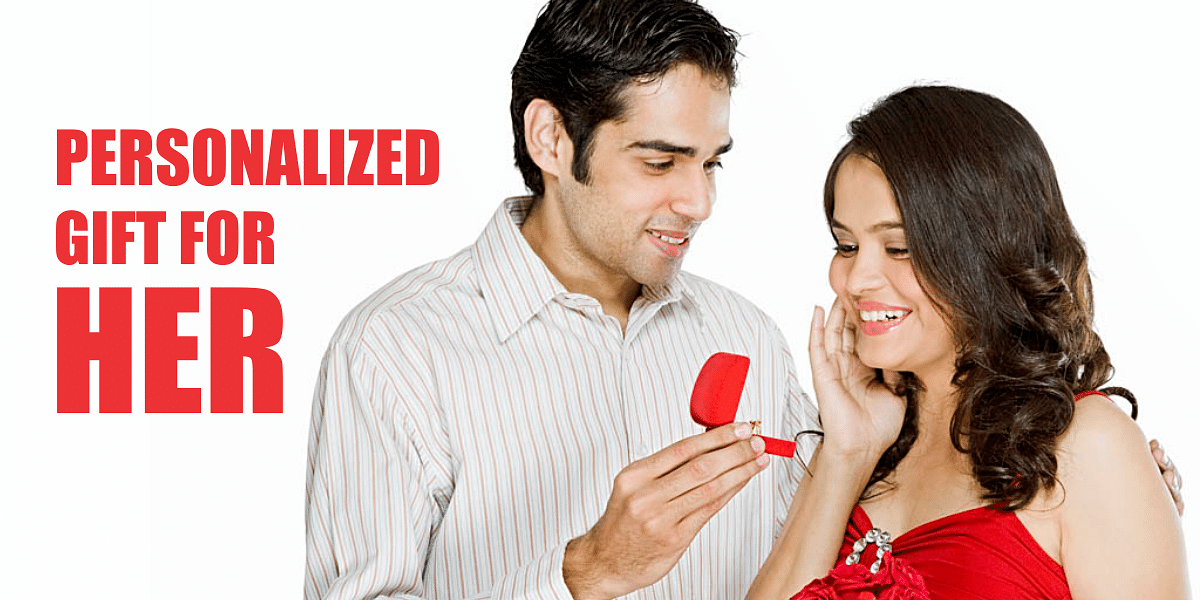 Top 10 Unique Personalised Gift Ideas For Her In India