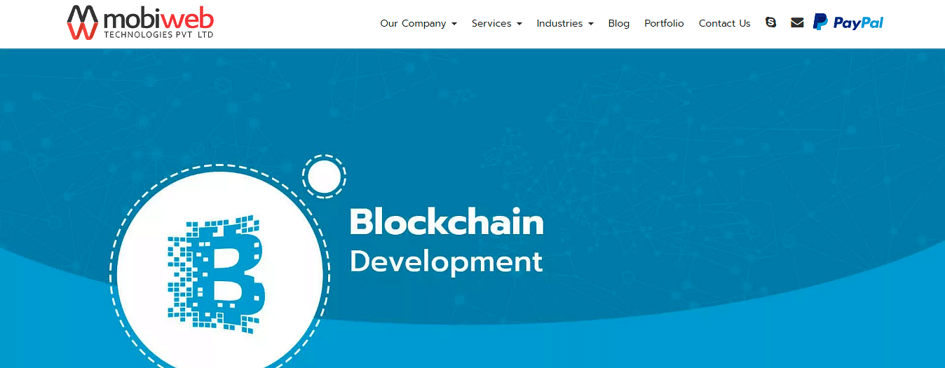 Top 10 Blockchain Development Companies