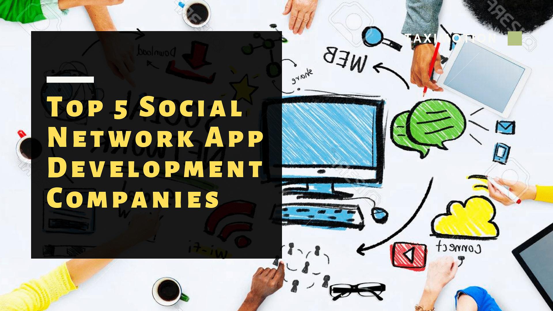 Social Network App Development