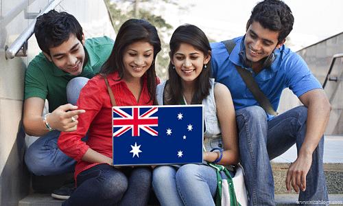 Indian Student in Australia