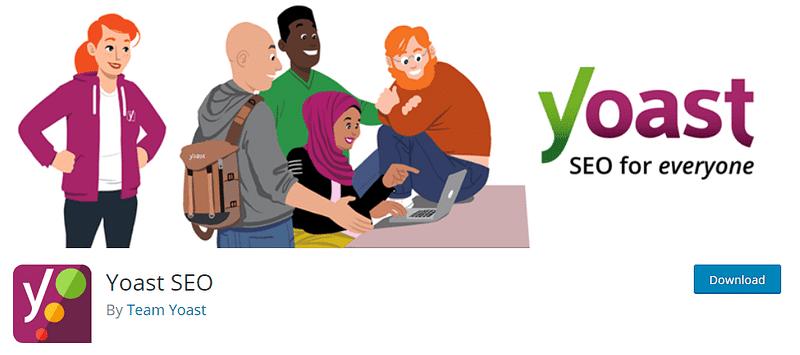 WordPress Plugin -yoast SEO