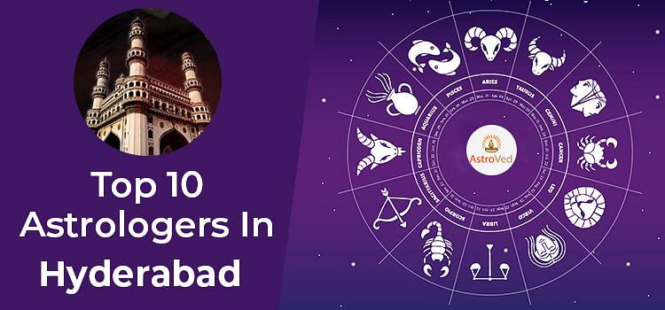 Top 10 Astrologers In Hyderabad