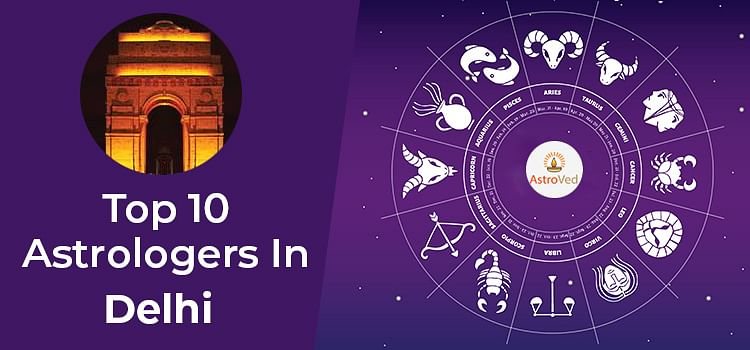 Top 10 Astrologers In Delhi