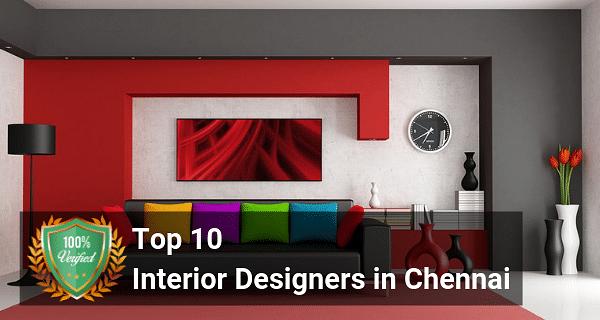 Top 10 Interior Designers in Chennai