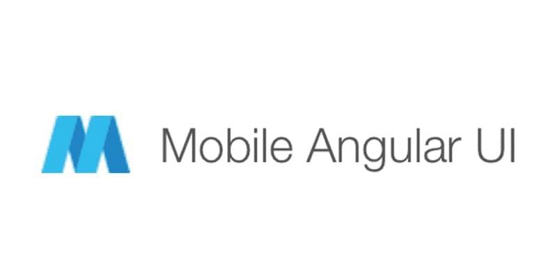 Mobile Angular UI - Hybrid App Development framework