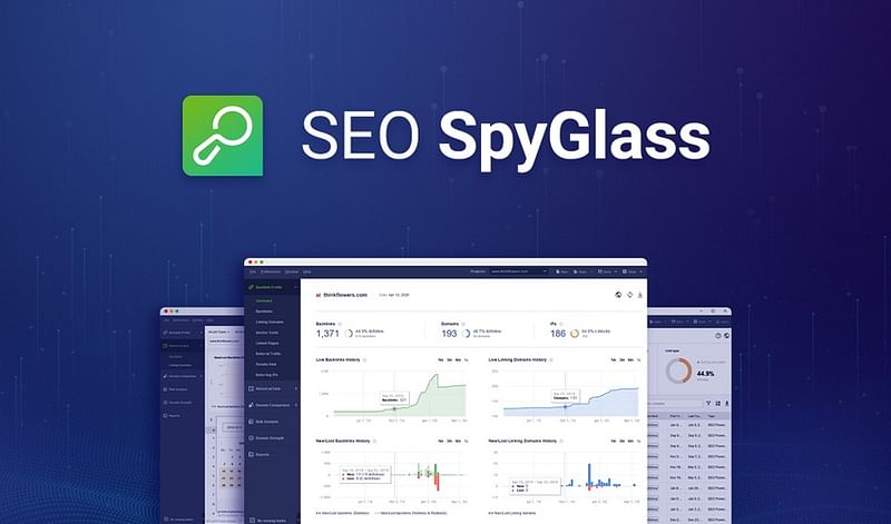 SEO Spyglass - backlink checker
