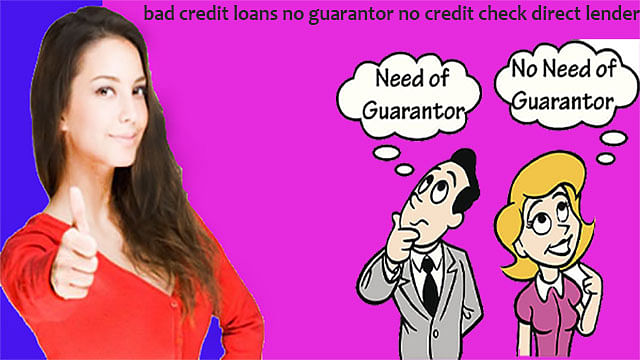 Are Bad Credit Loans Without Guarantor That Bad Think Again