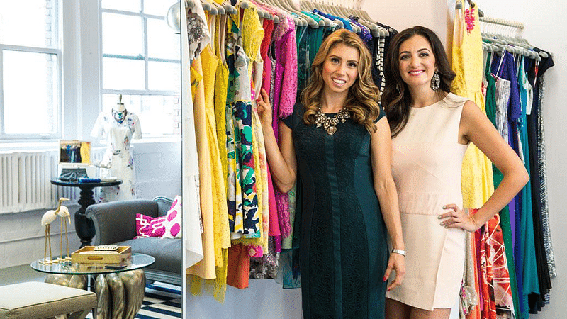 Co-Founders Jennifer Hyman and Jennifer Fleiss of Rent the Runway