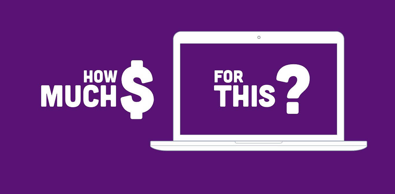 Looking to develop a Web App? Here's How Much Would It Cost
