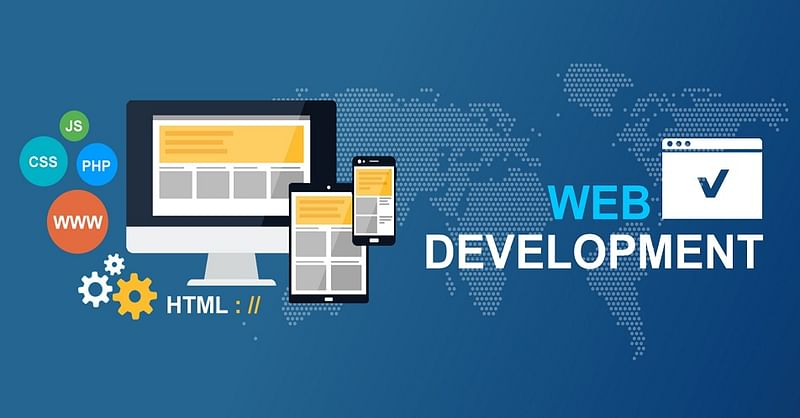 Website Development, Web Designing and WWW History