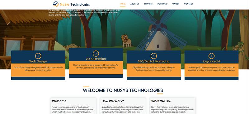 nusys technologies