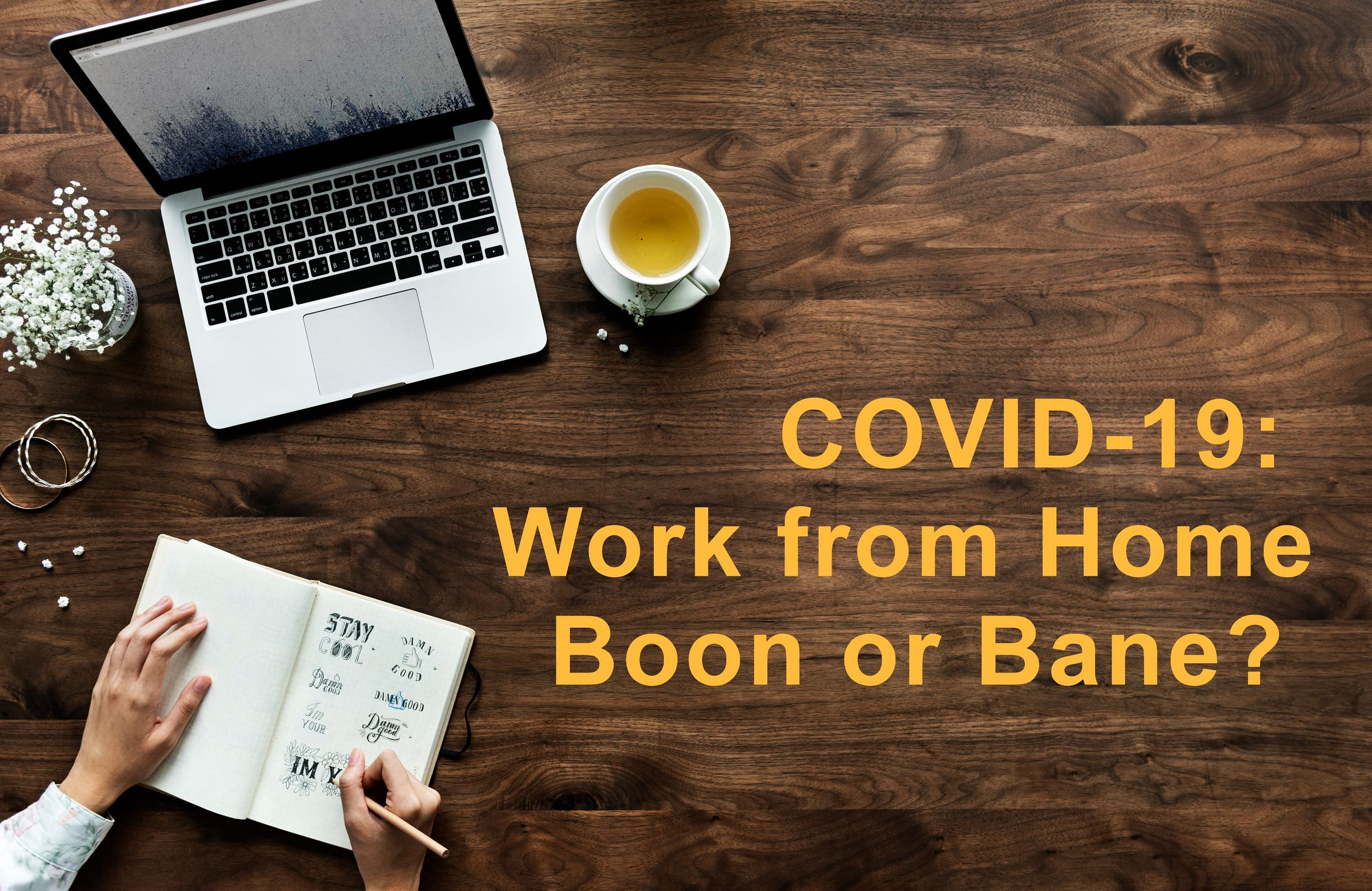 COVID-19: Work from Home- Boon or Bane?