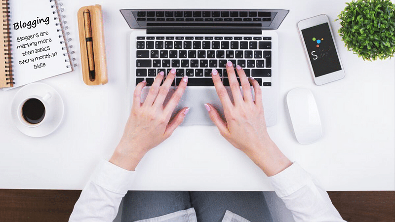 Blogging - Best Business ideas for women in India [2019]