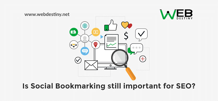 Is social bookmarking still important for SEO