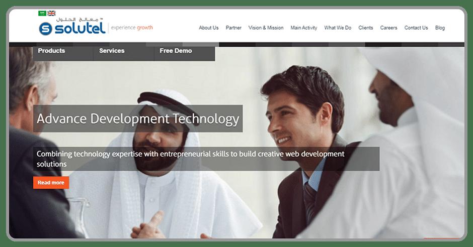 Mobile App Development Companies In Dubai & Saudi Arabia