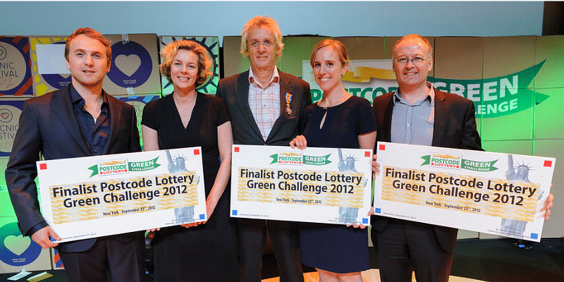 Postcode Lotteries Green Challenge