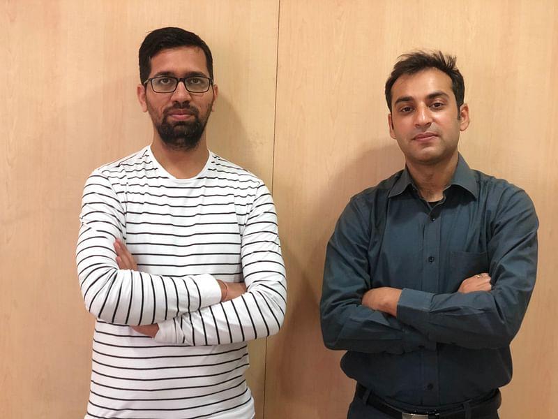 Mr Rohit Birla and Mr Vaibhav Puri - Founders of Book Keeper