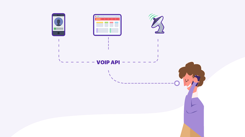 Top 7 VoIP API Providers to Build Voice Chat Application