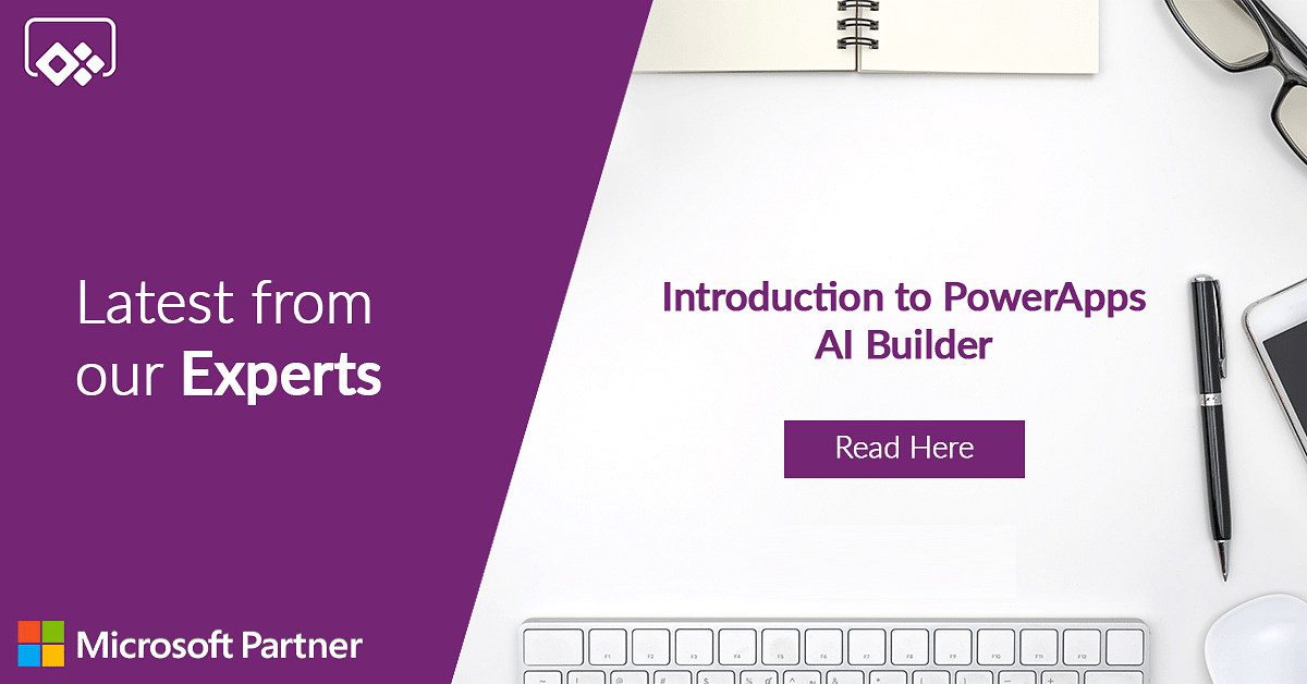 Enhance your apps with AI Builder