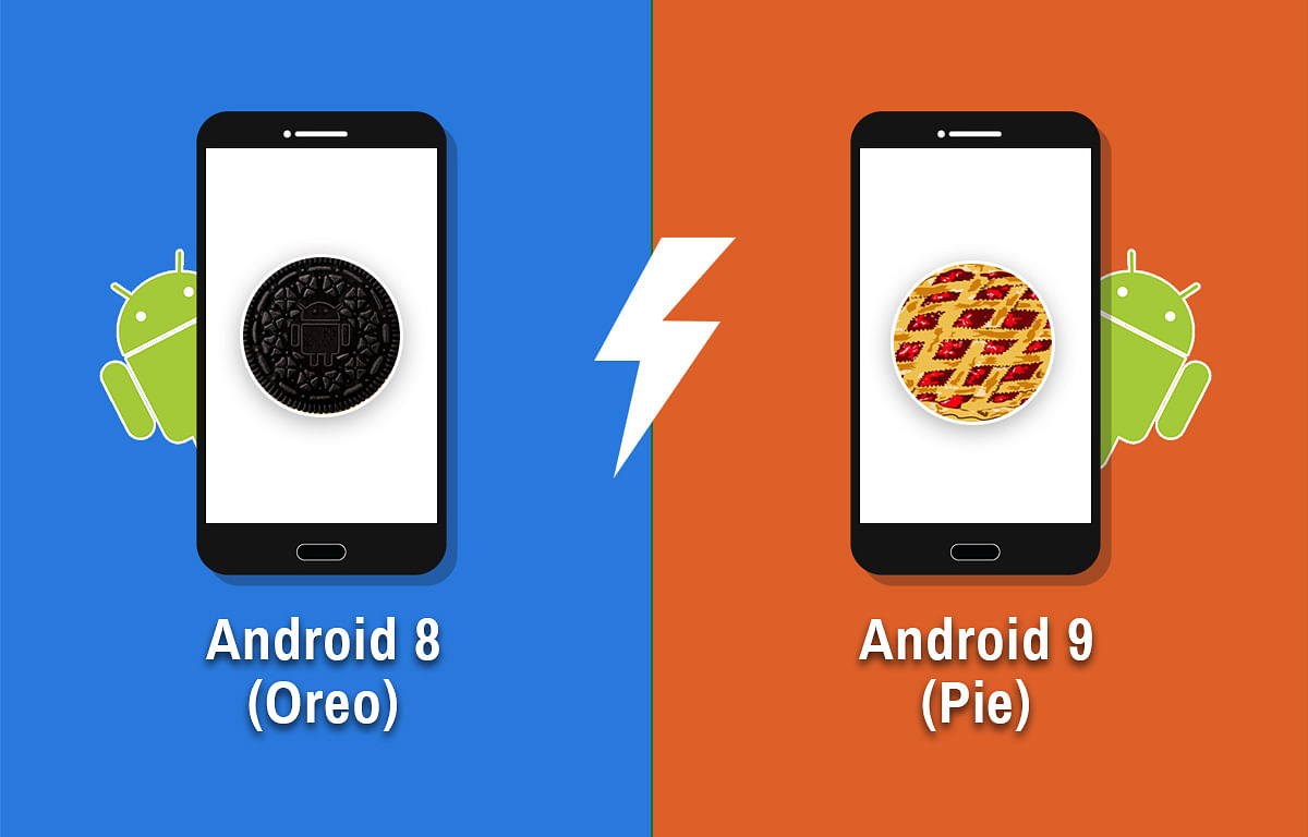 How is Android 9 better than Android 8?