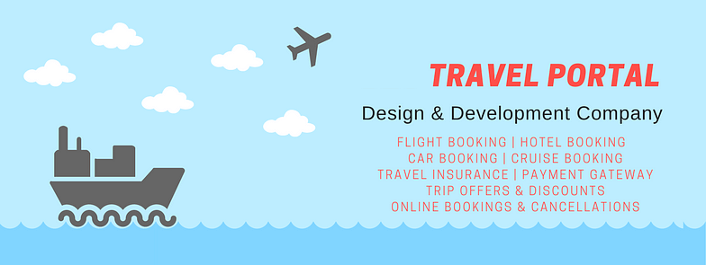 Top 5 most dynamic travel portal development companies in India