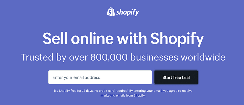 Shopify Email Opt-in Form