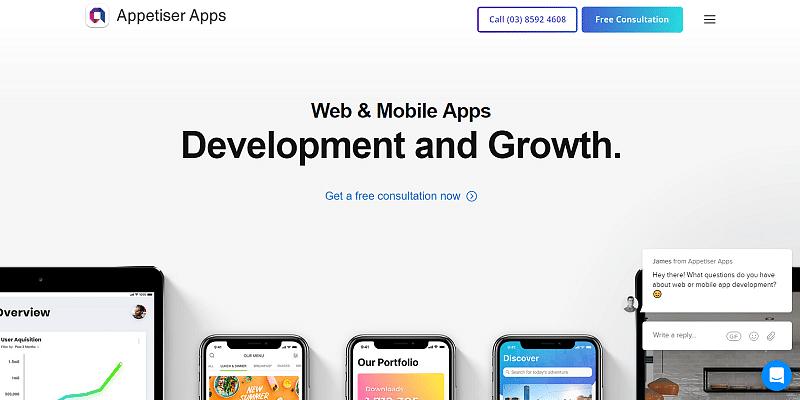 Top Australia Based Mobile App Development Companies to