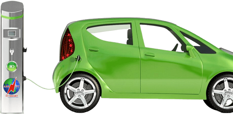electric car charging stations business opportunity in India