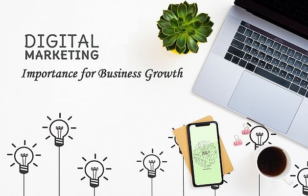 Digital Marketing Importance for Business Growth