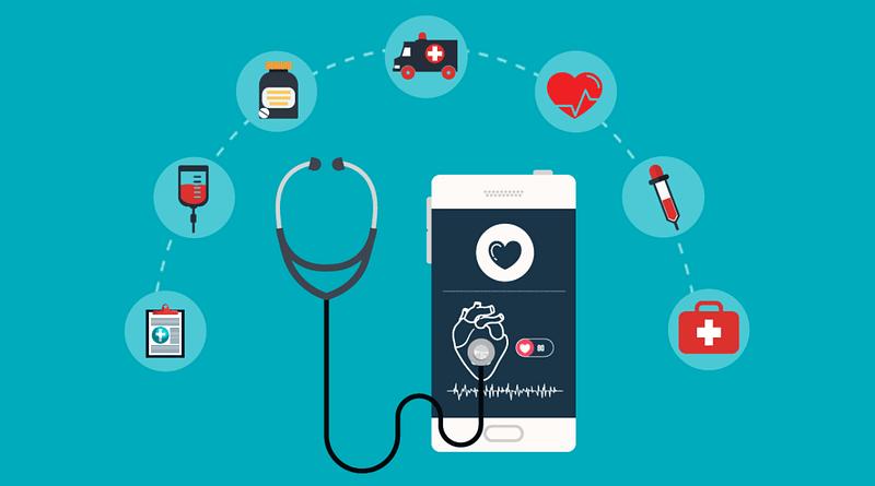 Healthcare application development