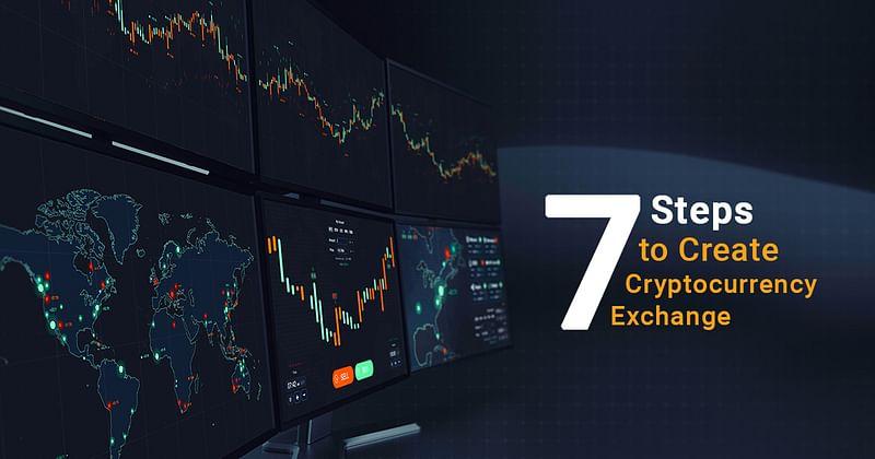 create crypto exchange