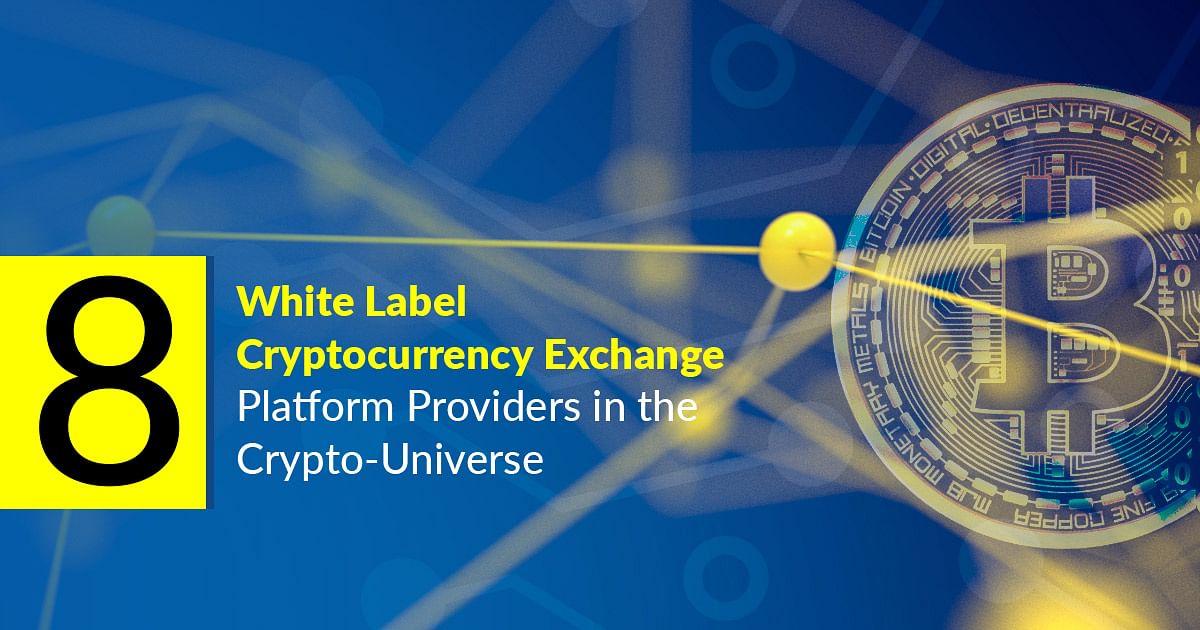 white label crypto exchange programinė įranga