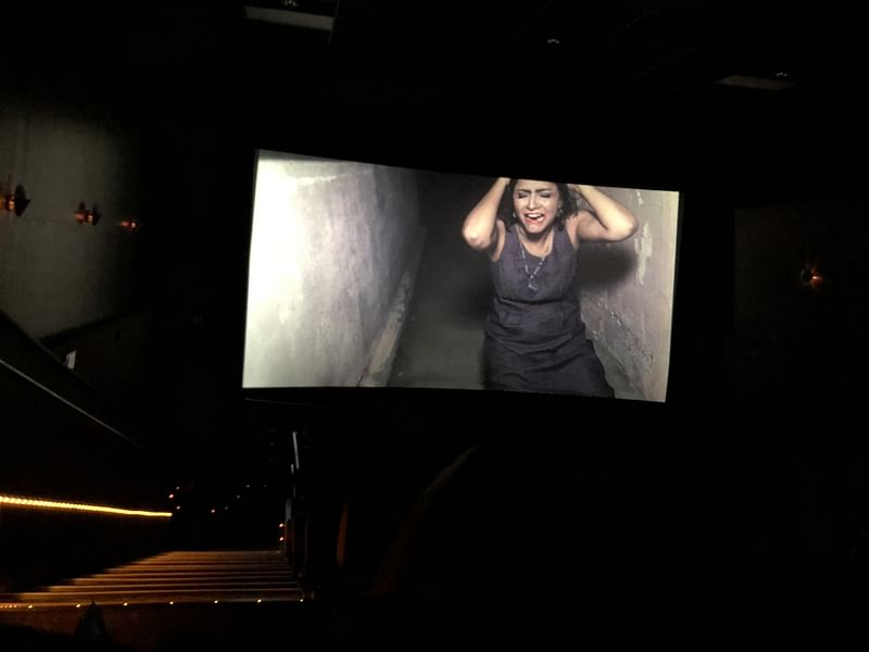 """Short film """"Shoot her"""" screened at the AMC theaters in Florida"""