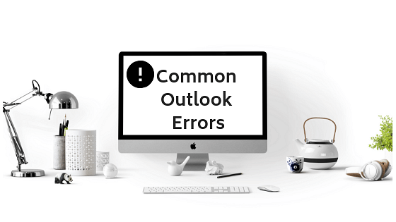 Solution for Common Outlook Errors